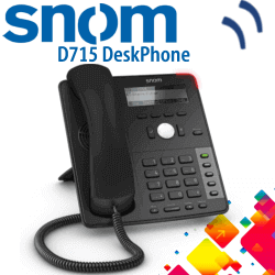 SNOM D715 IP Phone Nairobi