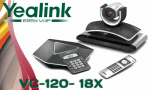 Yealink VC120 18X Video Conferencing System Nairobi